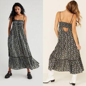 NWT Free People Molly Jo Midi Dress